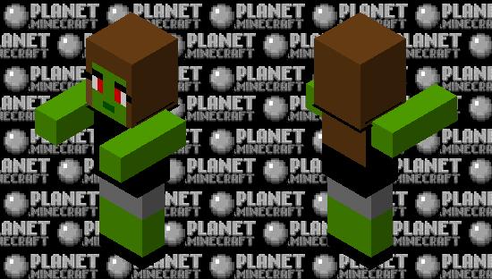 zombie 1 Minecraft Skin