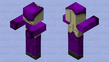 The Endified Minecraft Mob Skin