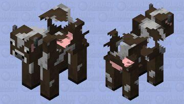 Literal Holey Cow Minecraft Mob Skin