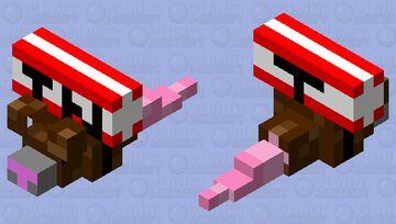 TNT Rat Minecraft Mob Skin