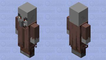 Vampire Outcast Minecraft Mob Skin