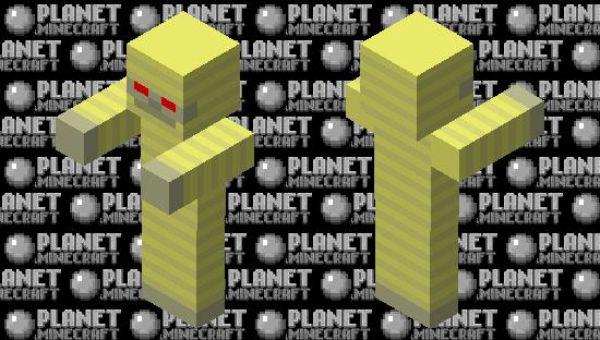 mummy Minecraft Skin