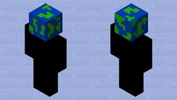 Time Minecraft Mob Skin
