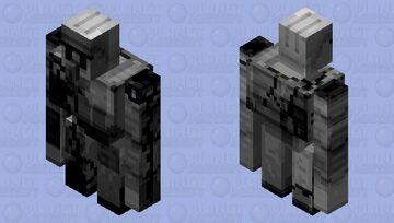 stone golem Minecraft Mob Skin
