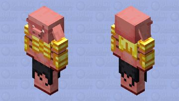 the new pigman brute(better) Minecraft Mob Skin