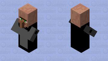 Nintendo Switch Villager Minecraft Mob Skin