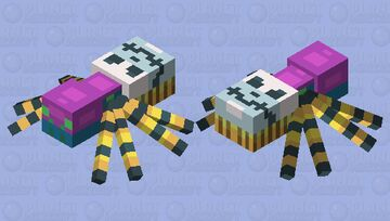 Skultulla Minecraft Mob Skin