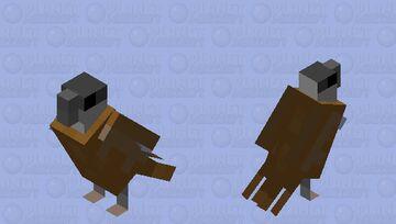 Yi Qi. (Dino. Mineozoic.) Minecraft Mob Skin