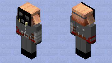 German Army Piglin WW1 Minecraft Mob Skin