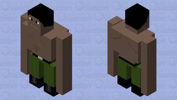 US Vietnam Soldier Minecraft Mob Skin