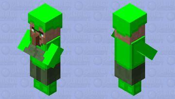 Armor-er! Minecraft Mob Skin