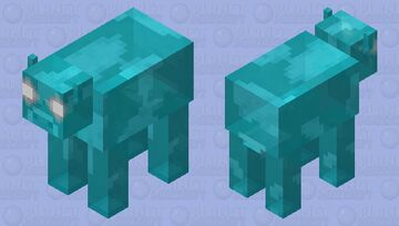 The Cow you ate for dinner yesterday Minecraft Mob Skin