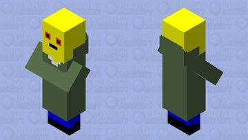That meme (Villager Theme) Minecraft Mob Skin