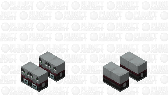 Army of Exploding Baby Pillagers Minecraft Skin