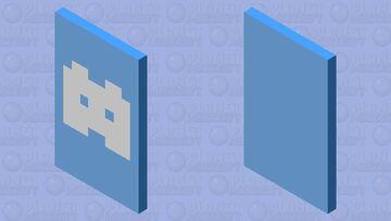 Discord Cape Minecraft Mob Skin