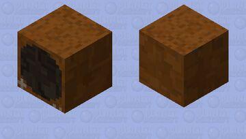 Ghast Television Minecraft Mob Skin