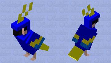 Ikea Bird Minecraft Mob Skin