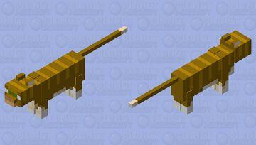FOR Lunar_Cat +SUB HIM Minecraft Mob Skin