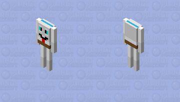 Mr Clean Magic Eraser Bob Minecraft Mob Skin