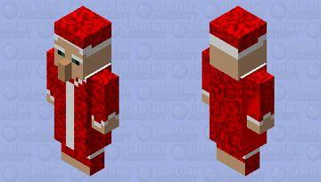 the jolly wizard Minecraft Mob Skin