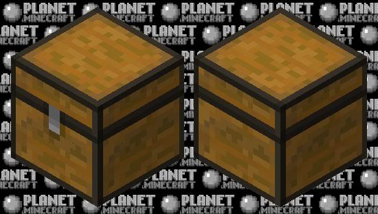 Mimic - Chest Shulker Minecraft Skin