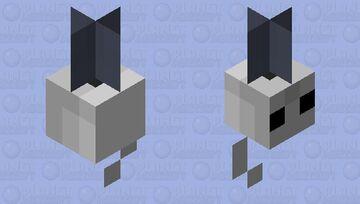 Hollow Knight - Zote Fishing Bobber Minecraft Mob Skin