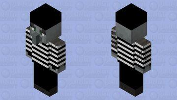 bandit Minecraft Mob Skin