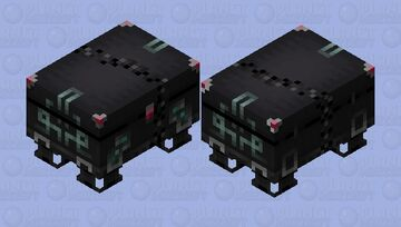 Chained Chest Minecraft Mob Skin