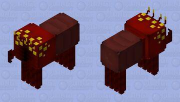 Ant-Spider-Dog Hybrid Minecraft Mob Skin