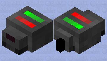 Robo Endermite [Robot TexturePack] Minecraft Mob Skin
