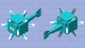 Ice Guardian (Winter Mobs) Minecraft Mob Skin