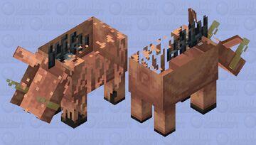 ...? Minecraft Mob Skin