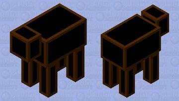 Computer cow Minecraft Mob Skin