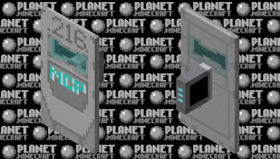 Future shield Minecraft Skin