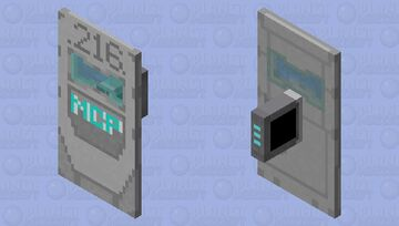 Future shield Minecraft Mob Skin
