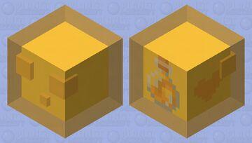 Honey Slimy boi Minecraft Mob Skin