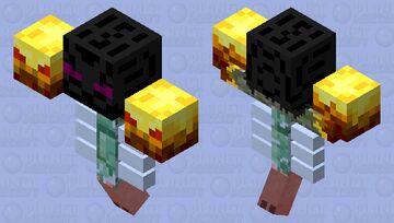 Destructus rage mode/ phase 2. Minecraft Mob Skin