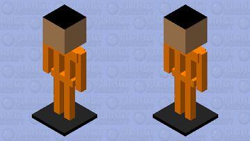CLASS-D LOT SKIN Minecraft Mob Skin