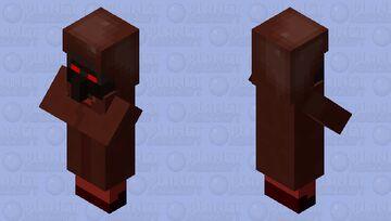 Villager of Spooks Minecraft Mob Skin