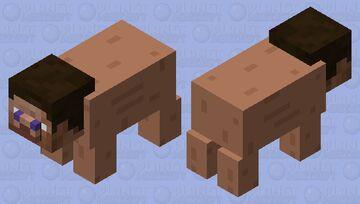 CuRsEd #10 oInK Minecraft Mob Skin