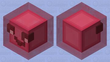 Pink Slime (From Slime Rancher) Minecraft Mob Skin