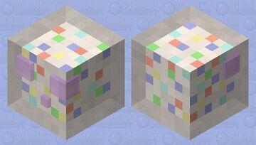 Confetti Slime Minecraft Mob Skin