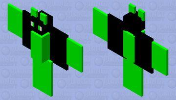 omega bat Minecraft Mob Skin