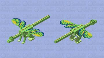 Luna wings of fire Minecraft Mob Skin