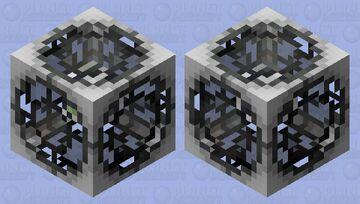 Discouragement Redirection Cube - Portal 2 Minecraft Mob Skin