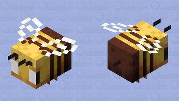 HeroBee Minecraft Mob Skin