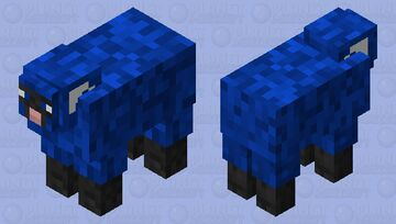 Aries (Astral Form) Minecraft Mob Skin