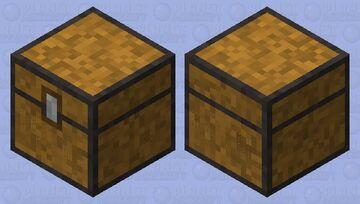 Chest Minecraft Mob Skin