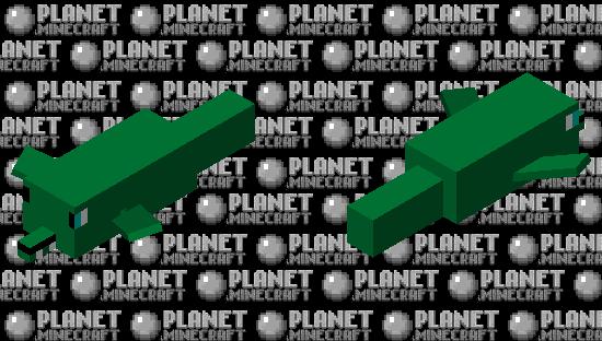 Allagator Minecraft Skin