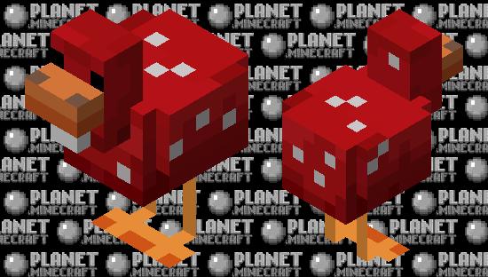Cluckshroom (minecraft earth) Minecraft Skin